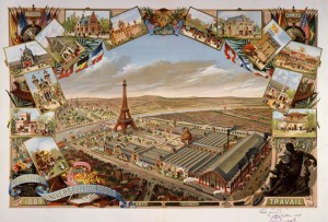 1889 World's Fair- Paris